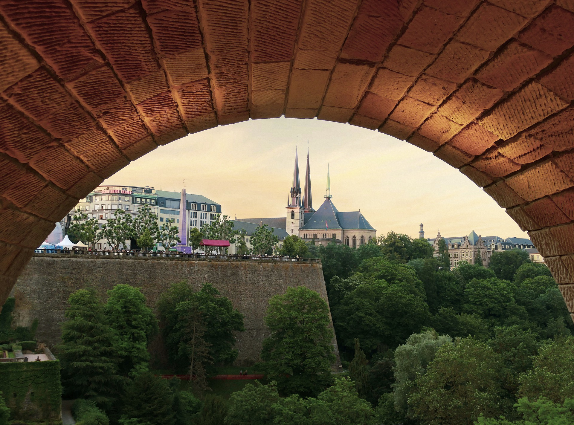 Luxembourg Sustainable Finance Strategy